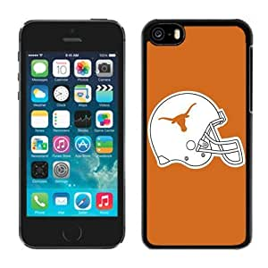 LJF phone case New iphone 4/4s Case Ncaa Big 12 Conference Texas Longhorns 10