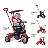 smarTrike Zoom Baby Tricycle