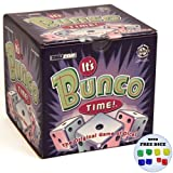 It's Bunco Time w/Free Rainbow Dice Pack