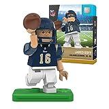 OYO Jared Goff NFL L.A. Los Angeles Rams Generation 4 G4 Mini Figure