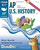AP US History Cram Kit, DemiDec, 1936206099