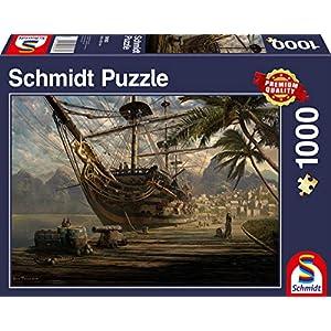Schmidt Nave Allancora Puzzle 1000 Pezzi