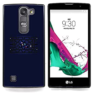 Computer Game Retro Universe Labyrinth Maze Caja protectora de pl??stico duro Dise?¡Àado King Case For LG Volt 2 / LG G4 Mini (G4c)