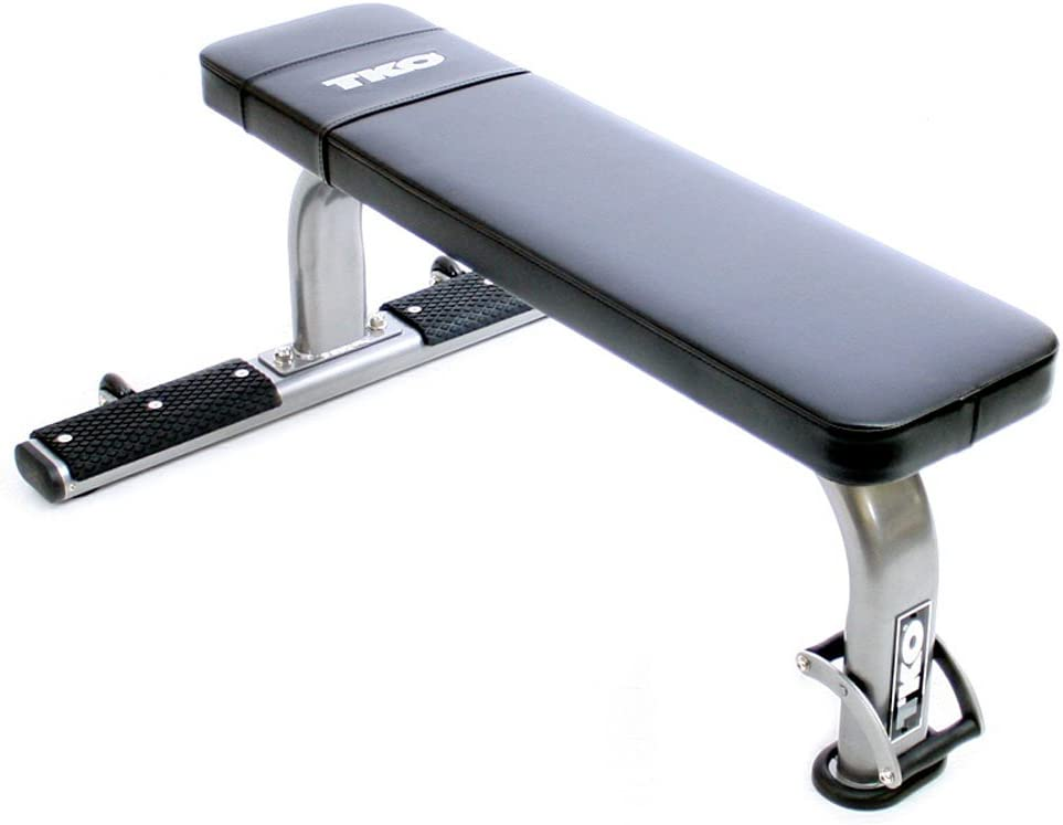 CAP Barbell Black Gray Cap Adjustable Utility Weight Bench