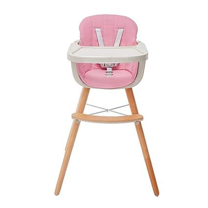 Snack Booster Silla de Comedor de Madera Maciza Seatk Silla IKEA para niños Que Come el