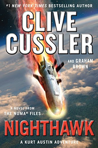 Nighthawk by Clive Cussler, Graham Brown