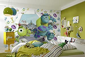 Kids Photo Wallpaper DISNEY MONSTER UNIVERSITY Childrens Wall Murals (8 471) Part 42