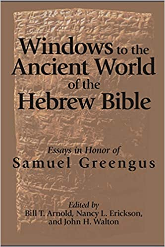 Academic And Career Goals Essay Green Technology Essay Also  Black History Month Essays Windows To The Ancient World Of The Hebrew Bible  Essays In Honor Of Samuel Greengus Bill T Arnold Nancy L Erickson John H  Walton