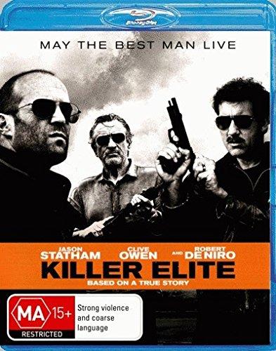 Killer Elite | NON-USA Format | Region B Import - Australia (Robert De Niro Jason Statham Clive Owen)