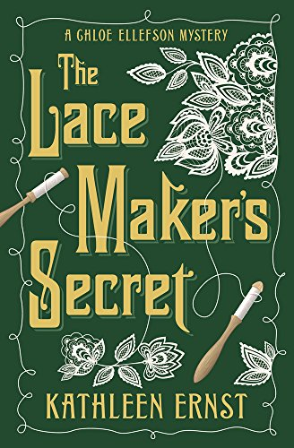 - The Lacemaker's Secret (A Chloe Ellefson Mystery Book 9)