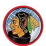Amscan Chicago Blackhawks Roun