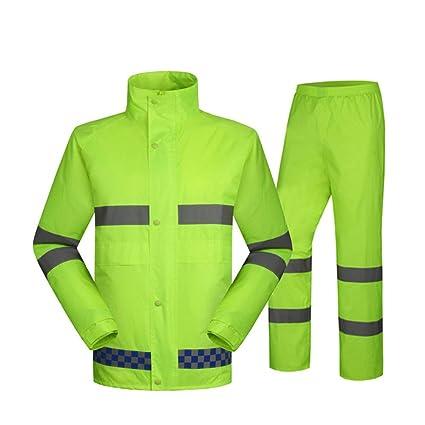 Impermeabile Alta Visibilità Emergenza Sanitaria Altro Abbigliamento Uomo
