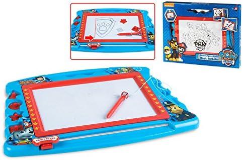 Nickelodeon- Pizarra mágica Patrulla Canina (Paw Patrol) Color Baby, Azul (42774): Amazon.es: Juguetes y juegos