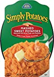SIMPLY POTATOES MASHED SWEET POTATOES FROZEN FOOD 24 OZ PACK OF 2