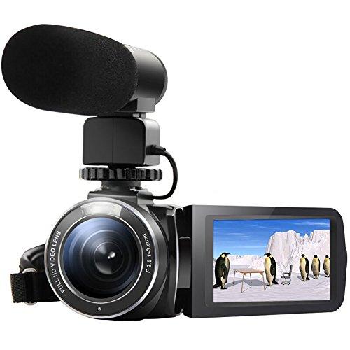 seree-hdv-520-camcorder-wifi-external-microphone-jack-input-fhd-1080p-240mp-30-screen-16x-digital-zo