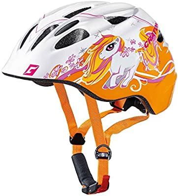 Cratoni Akino | Casco de Bicicleta | niña niño niños Adolescente ...