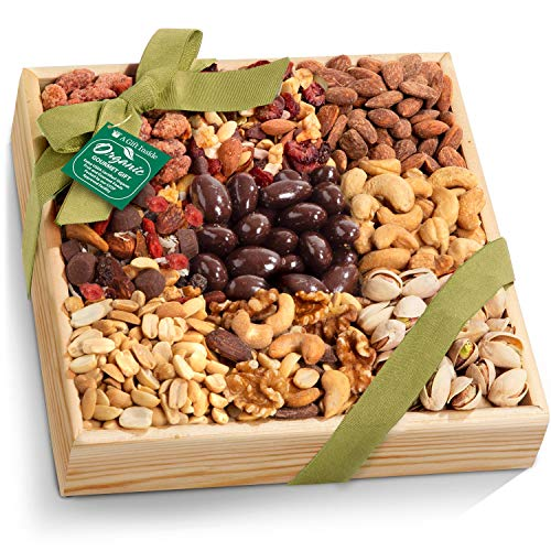 Mendocino Organic Nuts Gift Basket product image