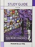 Study Guide for Macroeconomics, Paul Krugman, 1464104077