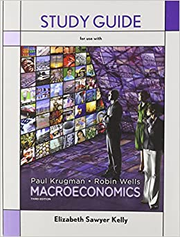 Macroeconomics Study Guide for College Students ...