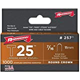 Staples For T-25, 11mm (Pk 1000) by Arrow Fastener