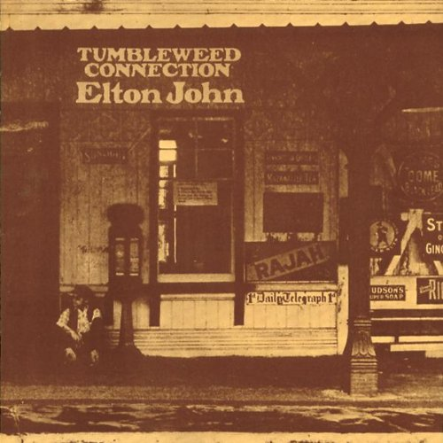 SACD : Elton John - Tumbleweed Connection (Hybrid) (Hybrid SACD, Multichannel/Stereo SACD)