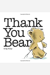 Thank You Bear (Little Letters) Paperback