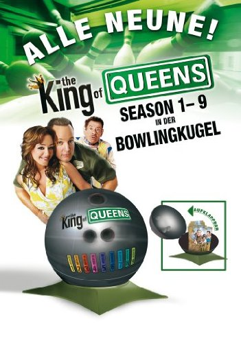 King of Queens S.1-9 [DVD] [Import] B002MWSYHU