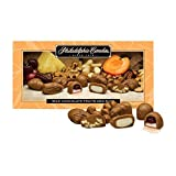 Philadelphia Candies Milk Chocolate Covered Fruits (Apricots, Cherries, Dates, Pineapple) and Nuts, 453.5 gram Gift Box