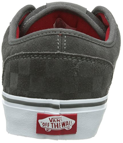 Vans Atwood, Men's Low-Top Trainers Grey (Suede Checker / Dyb)