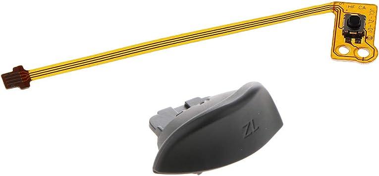 Gazechimp Joy-con Trigger ZL Key Button + Cable Flexible para ...
