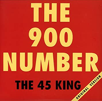 The 45 King - The 900 Number - Amazon.com Music