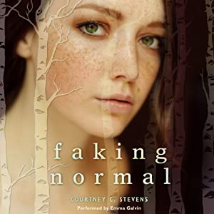 Faking Normal Audiobook