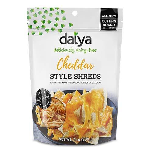 Daiya Cheddar Cutting Board Shreds (4 pack)