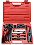 8milelake Heavy Duty 14-Piece Gear Puller and Bearing Splitter Set