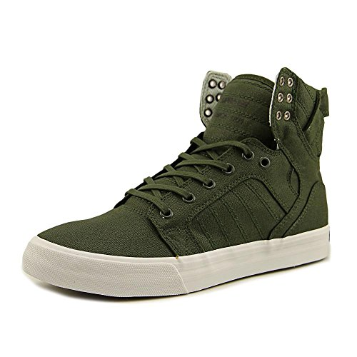 sale countdown package cheap great deals Supra Men's Skytop S18091 Trainers Dark Olive with mastercard cheap online t8b2SF