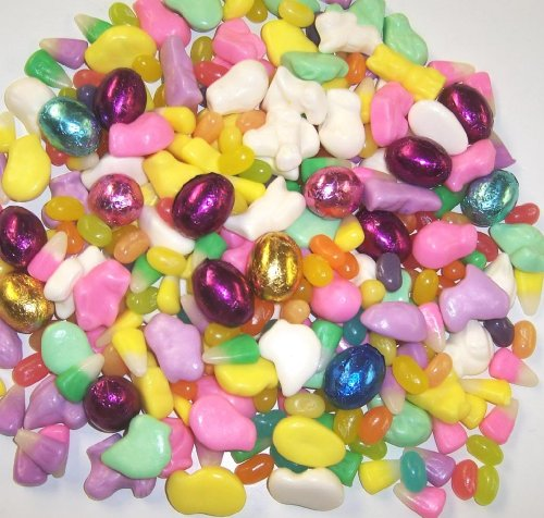 (Scott's Cakes Easter Deluxe Mix in a 1 Pound Clear Cello Bag)