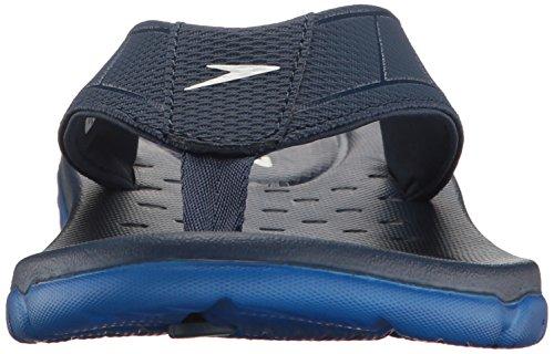 Menn Insignia På Imperial Sandal Dekk Blue Flip Speedo Blå qXwTdq