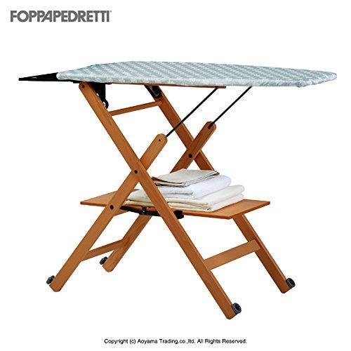 フォッパぺドレッティ 木製アイロン台