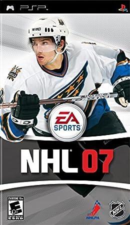 NHL 07 - Sony PSP