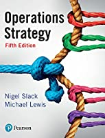 Operations Strategy, 5th Edition Front Cover