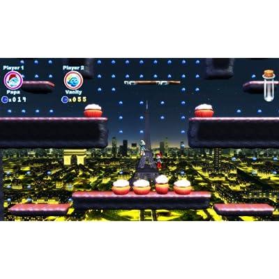 The Smurfs 2 - Nintendo Wii: Video Games