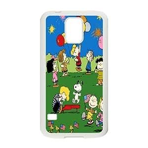 Custom Cute dog Joe cool Snoopy phone Case Cove For Samsung Galaxy S5 XXM9146374