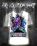 Product review for Personalized Airbrush Fortnite Supply Llama Shirt