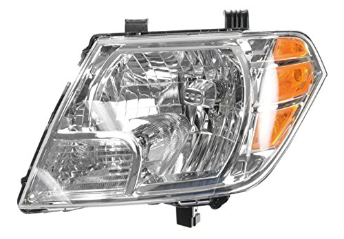 (Front Headlight Headlamp Left LH Driver for Nissan Frontier Pickup Truck)