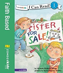 Sister for Sale: Biblical Values (I Can Read!)