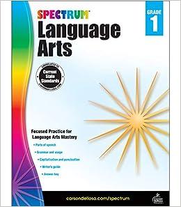 Carson Dellosa - Spectrum Language Arts, Focused Practice for