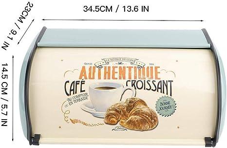 Wifehelper Portapane Portaoggetti di Grande capacit/à Contenitore Cucina Organizer per la conservazione Pasticcerie Portiere #1