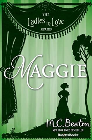 book cover of Maggie