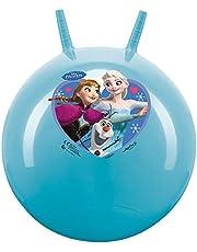 Bedrukte springbal, hopperbal, springbal, springbal, voor binnen en buiten, heropblaasbaar, robuust, fitness voor kinderen