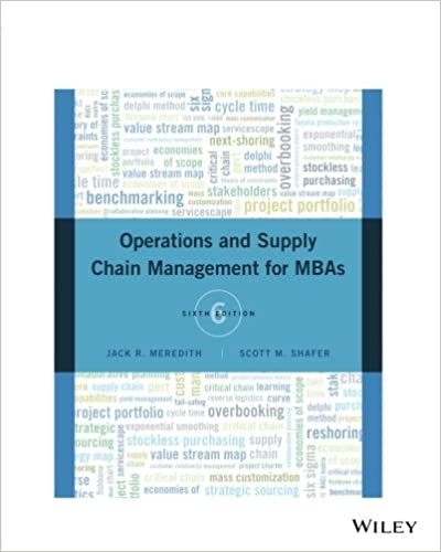 Amazon operations and supply chain management for mbas operations and supply chain management for mbas 6th edition fandeluxe Gallery